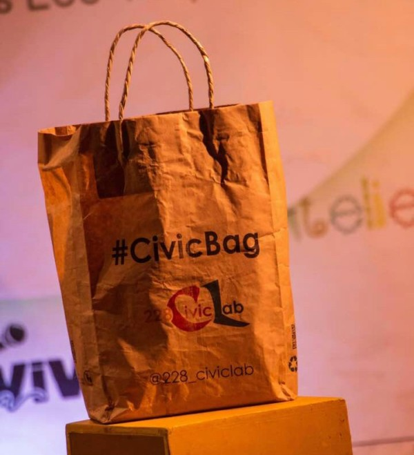 Civic Bag, un sac écologique made in Togo.