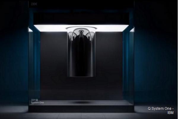 IBM présente son premier ordinateur quantique « commercial »